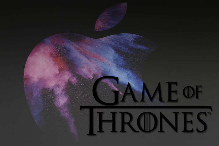 apple game of thrones
